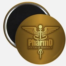 PharmD gold Magnets
