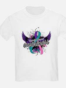 Thyroid Cancer Awareness 16 T-Shirt