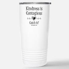 CONTAGIOUS KINDNESS Travel Mug