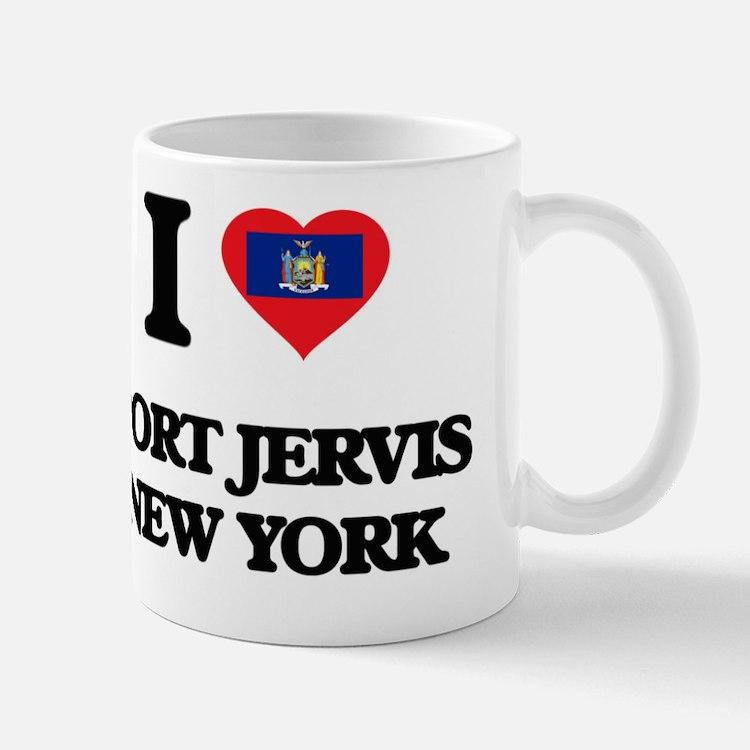 I love Port Jervis New York Mug