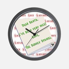 Sussex Nice Wall Clock