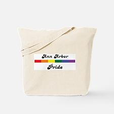 Ann Arbor pride Tote Bag