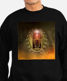 Vintage, musicbox with light effect Sweatshirt