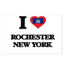 I love Rochester New York Postcards (Package of 8)