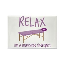 Relax Message Table Magnets