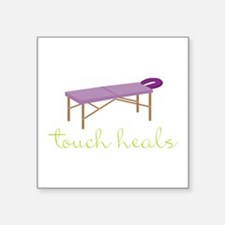 Touch Heals Table Sticker