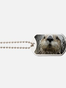 Sea Otter 11 Dog Tags