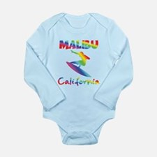 Malibu Beach Surfer Body Suit