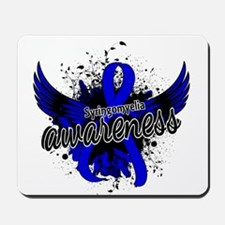 Syringomyelia Awareness 16 Mousepad