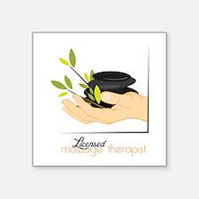 Licensed Massage Therapist Sticker