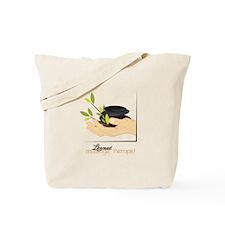 Licensed Massage Therapist Tote Bag
