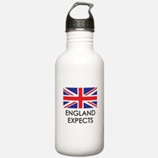 England Expects Sports Stainless Water Bottle 1.0l