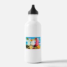 Exotic Summer Cocktails Water Bottle