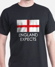 England Expects T-Shirt