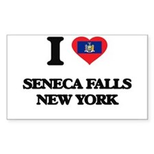 I love Seneca Falls New York Decal