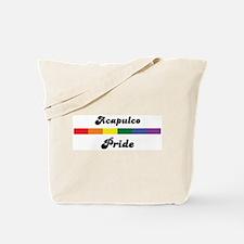 Acapulco pride Tote Bag