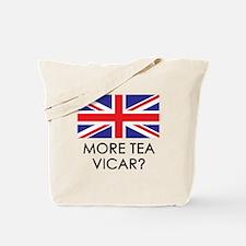 More Tea Vicar Tote Bag