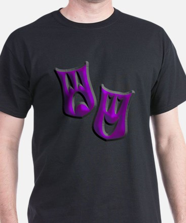 Purple Masks T-Shirt