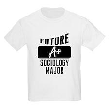 Future Sociology Major T-Shirt