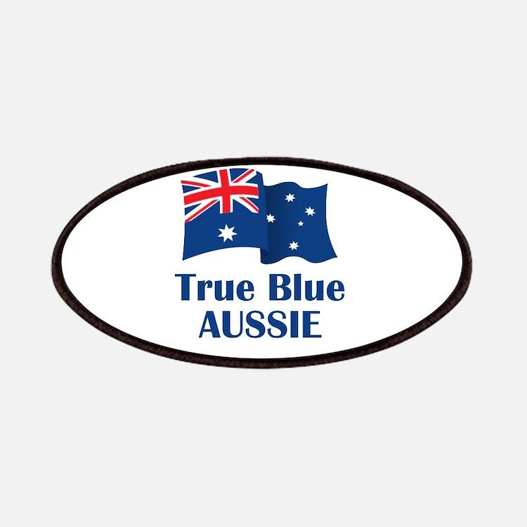 True Blue Aussie Patches