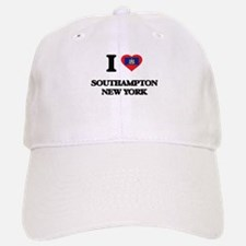 I love Southampton New York Baseball Baseball Cap