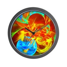 Melissa Theriault Wall Clock