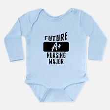 Future Nursing Major Body Suit
