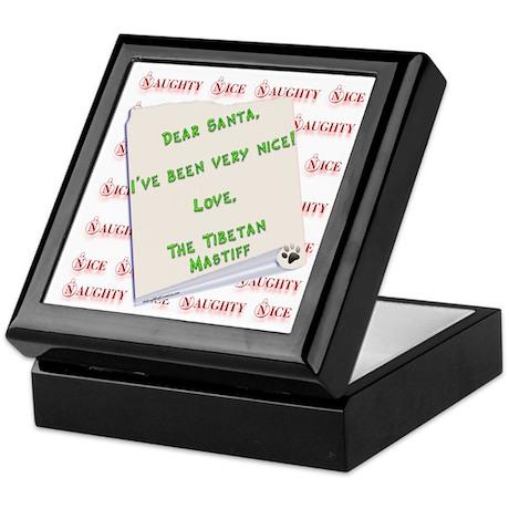 Tibetan Mastiff Nice Keepsake Box