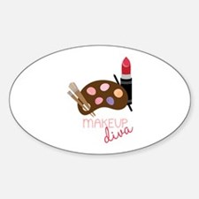 Makeup Diva Decal