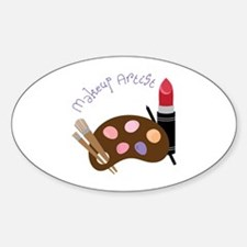 Makeup Artist Decal
