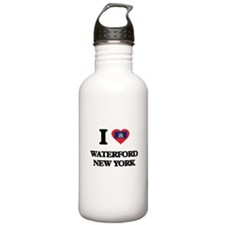 I love Waterford New Y Water Bottle