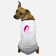 Curly girl Dog T-Shirt