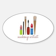 Makeup Artist Tools Decal