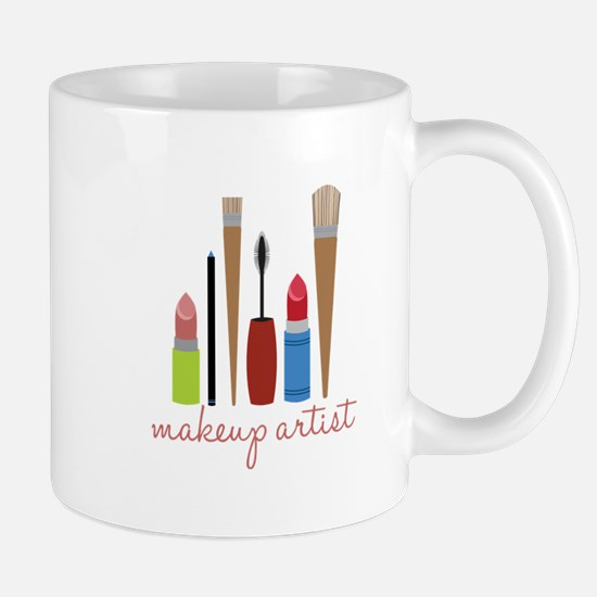 Makeup Artist Tools Mugs
