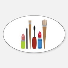 Makeup Tools Decal