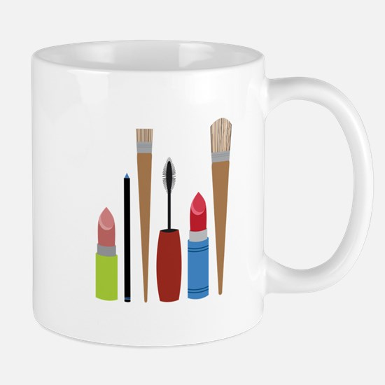 Makeup Tools Mugs