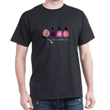 Colorful Life Nail Polish T-Shirt