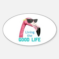 Living The Good Life Decal