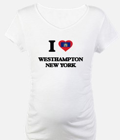 I love Westhampton New York Shirt