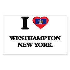 I love Westhampton New York Decal