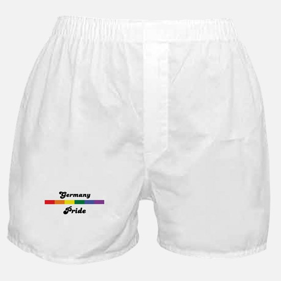 Germany pride Boxer Shorts