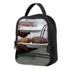 Summertime Grilling Neoprene Lunch Bag