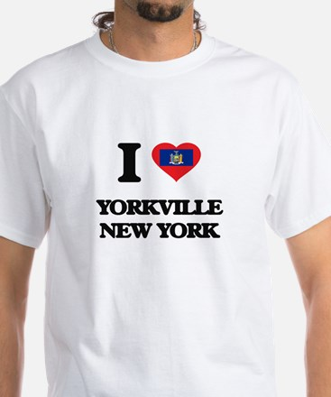 I love Yorkville New York T-Shirt