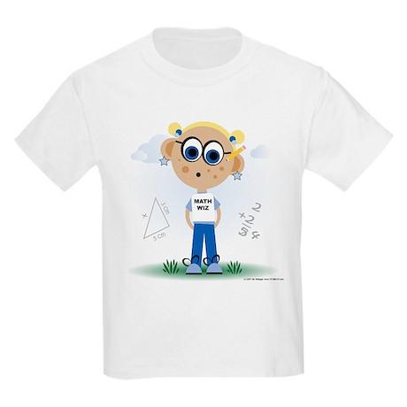 Math Wiz Kids Light T-Shirt