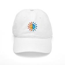 BiPolar Solar Baseball Cap