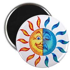 """BiPolar Solar 2.25"""" Magnet (10 pack)"""
