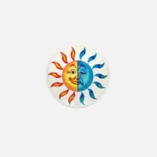 BiPolar Solar Mini Button