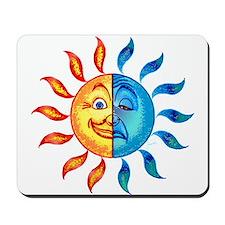 BiPolar Solar Mousepad