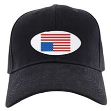 Upside Down USA Flag Baseball Hat