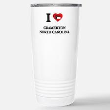 I love Cramerton North Stainless Steel Travel Mug